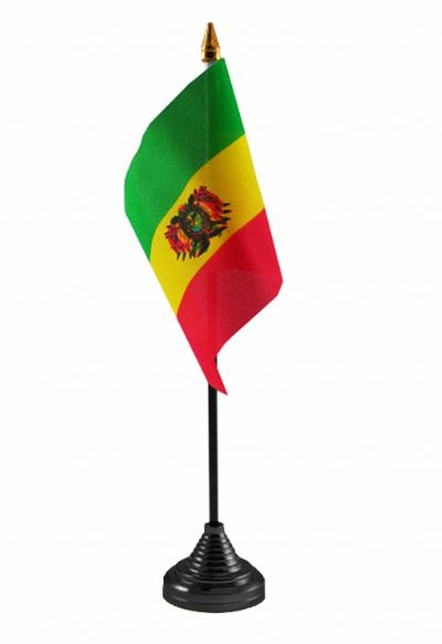 BOLIVIA - Table Flag